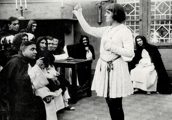 Giovanna d'Arco, 1913
