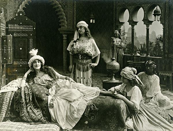 La Gerusalemme liberata, 1918