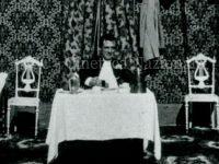 Fregoli al restaurant, [1897-1899]