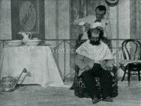 Fregoli barbiere, [1897-1899]