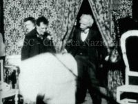 Fregoli in palcoscenico, [1897-1899]