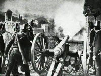 La presa di Roma, 1905