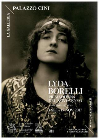 """A Venezia fino al 15 novembre la mostra """"Lyda Borelli primadonna del Novecento"""""""