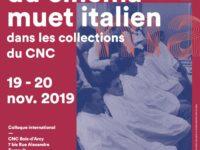 Découvertes du cinéma muet italien dans les collections du CNC
